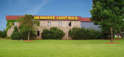 Milwaukee Light Bulb
